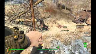 Fallout 4 - 011 - Первый шаг квест 3