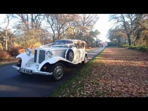 Wedding Car Hire - CWC Hire