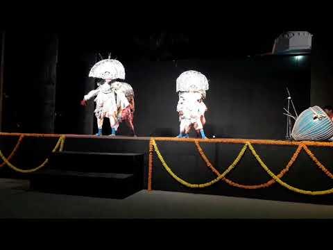 Purulia Chhou ROYAL Chhou Academy (gurup...