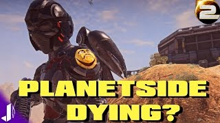 Is Planetside 2 Dying?  A Response