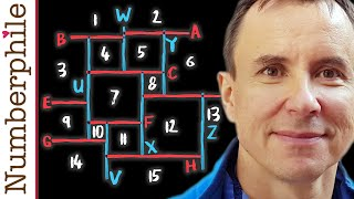 Squares and Tilings - Numberphile