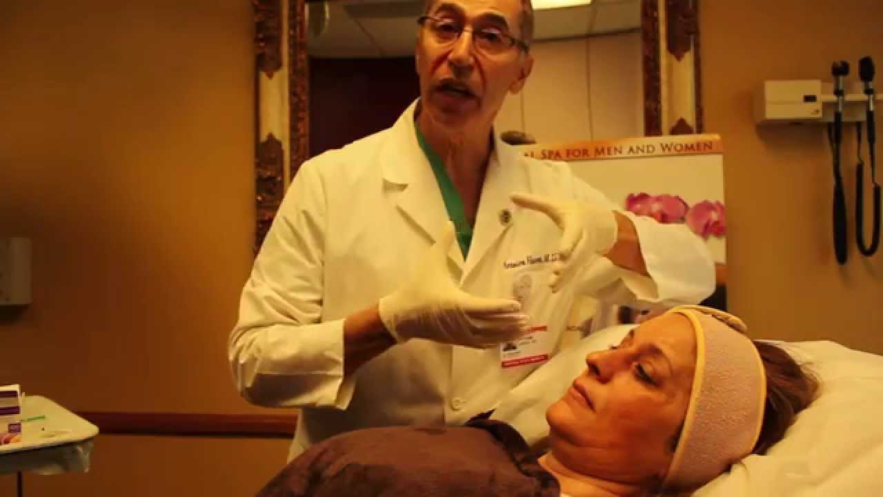 Botox Injections Eyebrow Lift Without The Surgery La Nouvelle