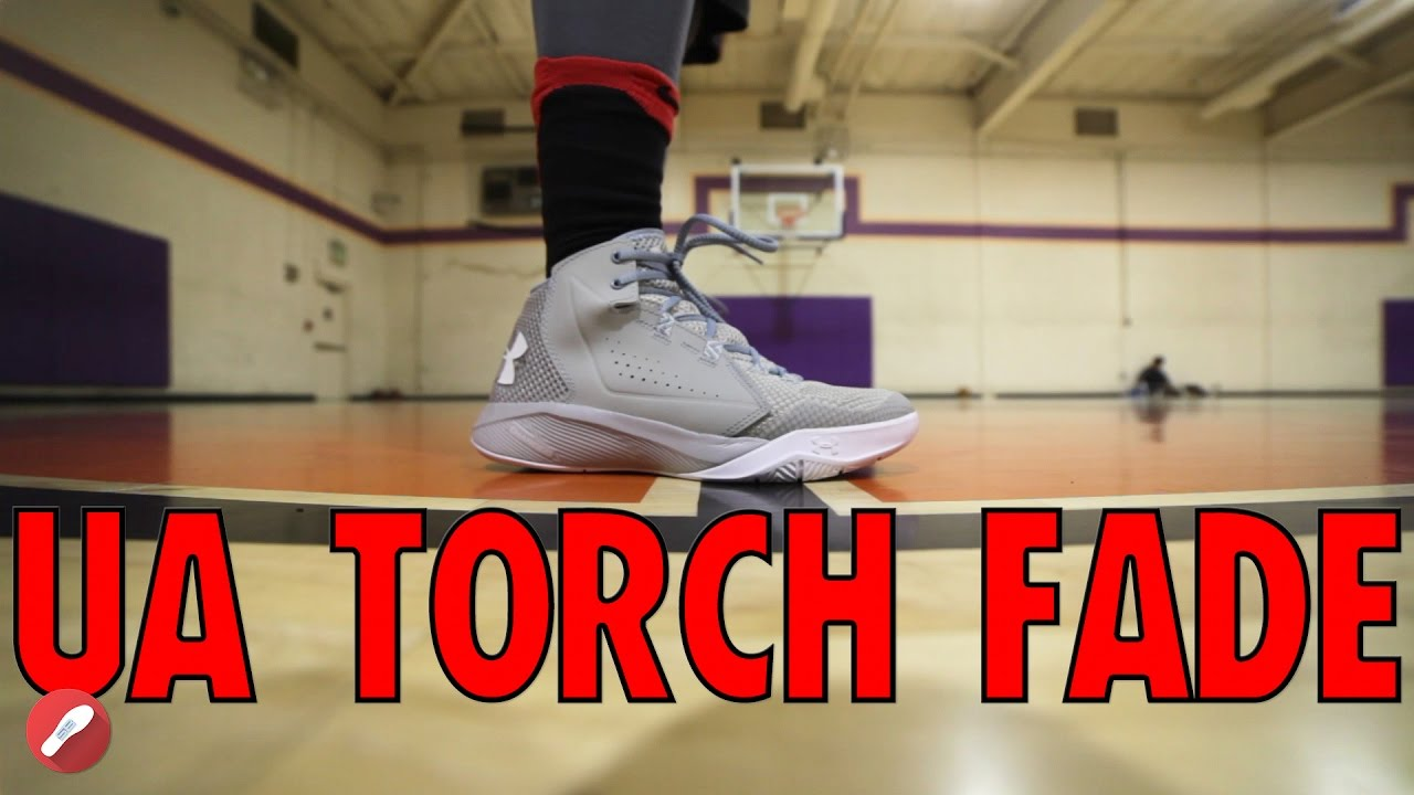 Under Armour Torch Fade Review! - YouTube