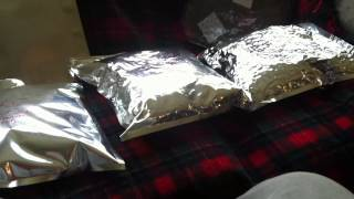 Mormon Cannery Mylar Bags - Better than home vacuum sealers