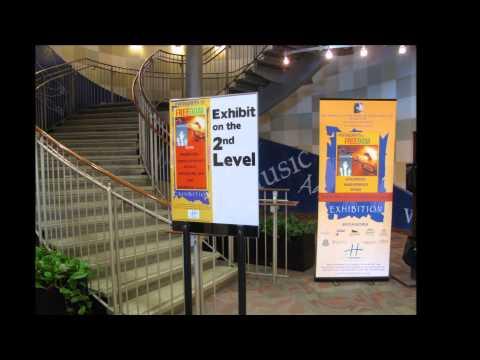 Southfield Public Library Black History Exhibits, Feb. 2015