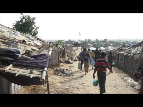 عائلة من الروهينغا وزّعتها المأساة بين أربعة بلدان