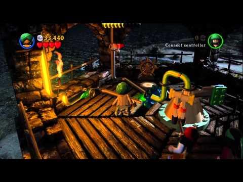 Lego Pirates of the Caribbean: Season 4 (Episode 3:  White Cap Bay)