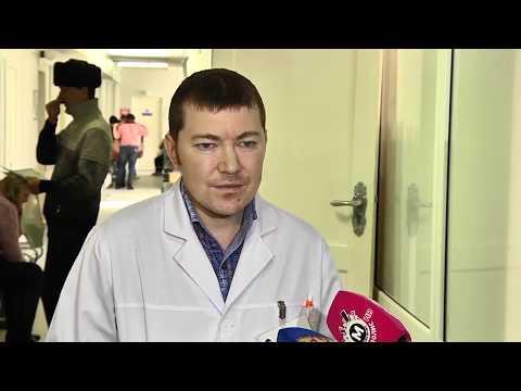 В очереди в поликлинике умер мужчина
