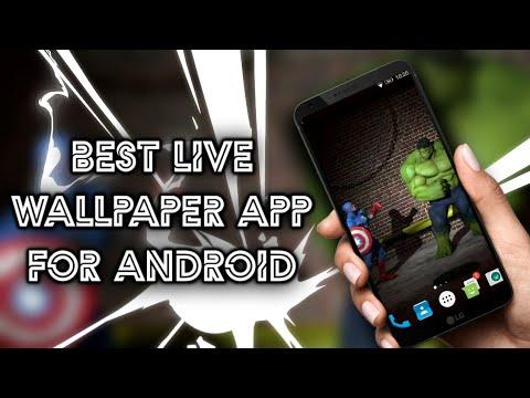 Best Hulk Live Wallpaper App For Android Youtube