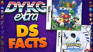 Nintendo DS Games Facts