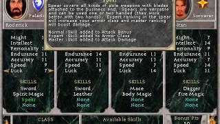 Создание и развитие партии в Might and Magic VI: The Mandate of Heaven