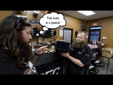 How To: Retrofit the Harley Davidson GTS Radio