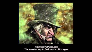 Christmas iPad App for Kids: A Christmas Carol Drawn & Told