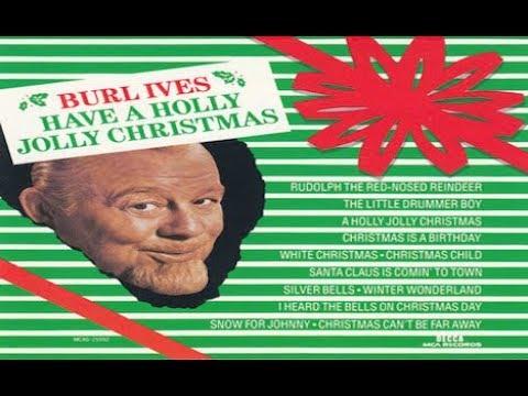 Burl Ives ft Owen Bradley & Orchestra - Silver Bells (Decca Records 1965)
