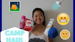 Summer Camp Supply Haul from Walgreens + Meeting My Sister! | Noa Jasmine
