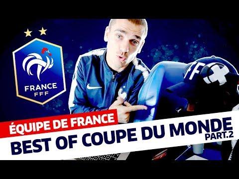 Equipe de France, Best Of Coupe du Monde (partie 2) I FFF 2018