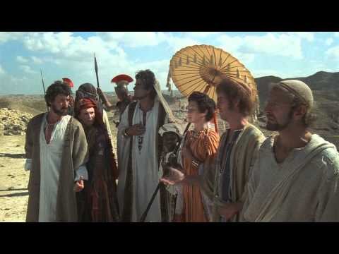 Monty Python - Sermon on the Mountain