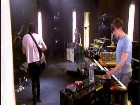 Foals  Black Gold ORIGINAL UPLOAD   First live performance @ Live De Semaine 2010