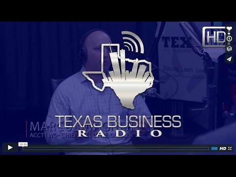 Marcus Wagner - Interviewed on Texas Business Radio