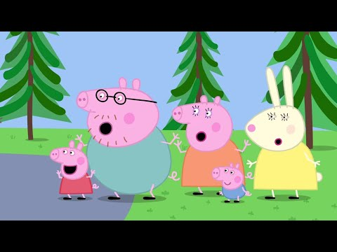 peppa-pig-full-episodes- lost-keys-#116