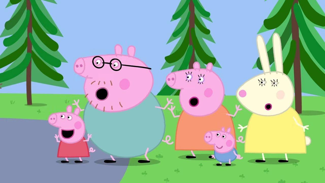 Peppa Pig Full Episodes Lost Keys 116 Youtube