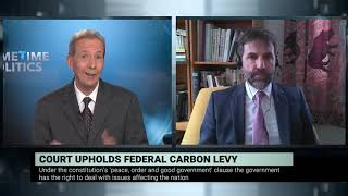 Minister of Canadian Heritage on the federal Greenhouse Gas Pollution Pricing Act