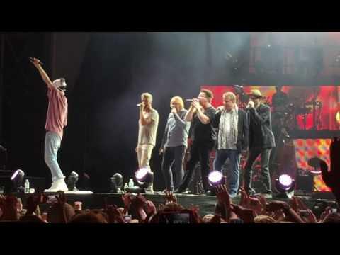 Cro feat. Die Prinzen - Millionär/Einmal um die Welt [HD] (live 13.08.16 - Berlin, Wuhlheide)