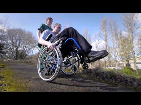 RNOH Spinal Cord Injury Centre rehabilitation programme