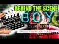 SINJO BOY BEHIND THE SCENE S O S EPISODE 3 STORYOFSINJO