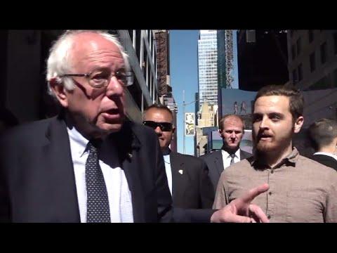 Bernie Sanders to Independent Voter:
