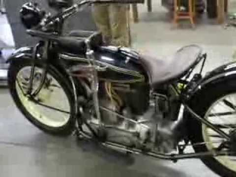 Henderson Motorcycle 1925