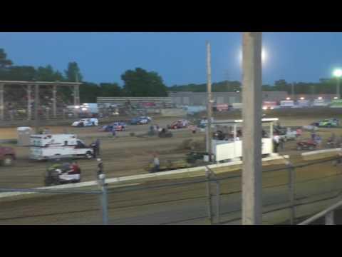 61617 Belle Clair Speedway B-mod Semi