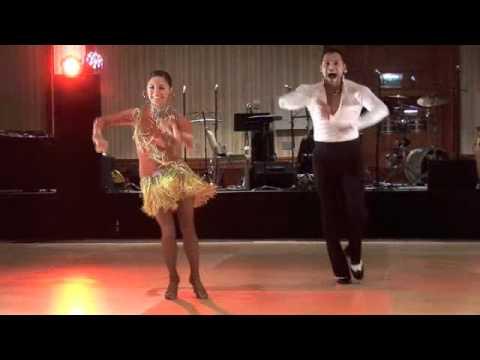Cristian Oviedo & Liz Lira @ The SF Salsa FEST 2010