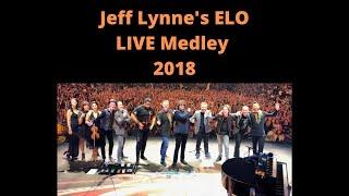 Jeff Lynne's ELO LIVE Medley, Toronto 8/18/2018