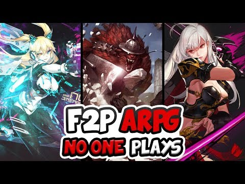 ⚔️ Top Ten Free To Play Online ARPG No One Plays | SKYLENT