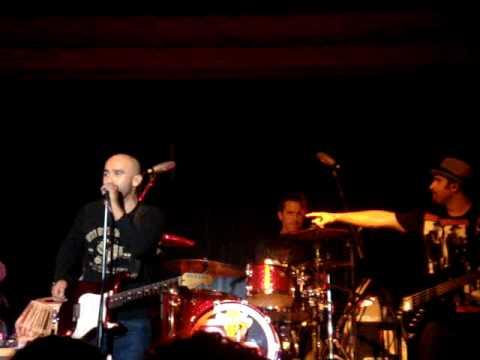 Ozomatli Santiago Live extended jam