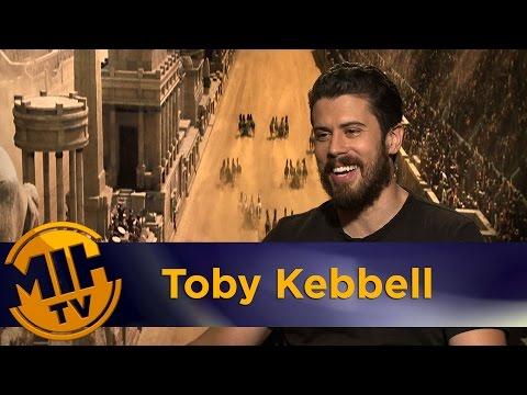 Toby Kebbell BenHur