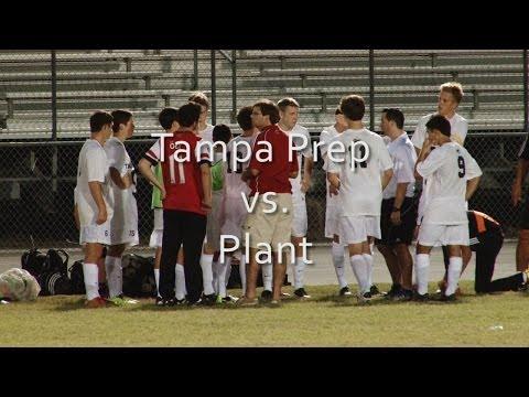 Wide World of Soccer:  2013.11.05 Wharton Tournament - Tampa Prep vs. Plant