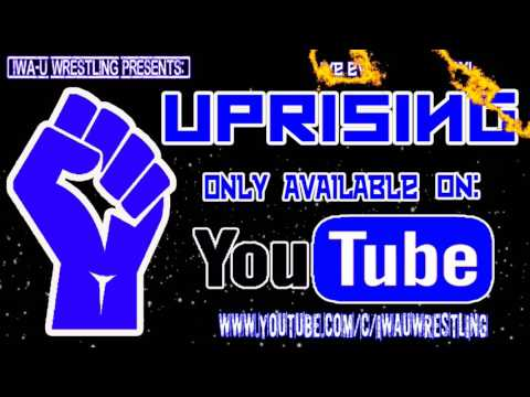 IWAU Uprising Ep. 11- Independent Pro Wrestling- Noble IL- Defend Indy Wrestling- ROH WWE TNA IWA