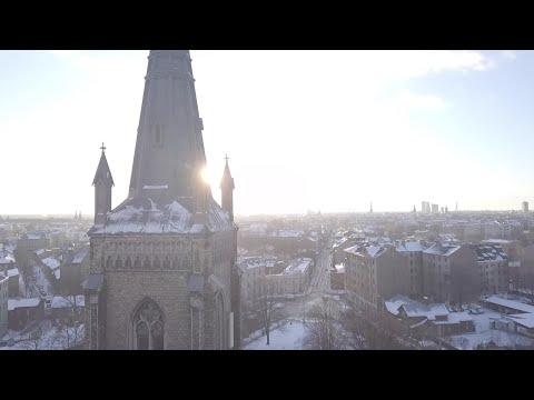 17.01.2021  |  StepUp  I  Rīgas Sv. Pāvila draudzes dievkalpojuma sprediķis