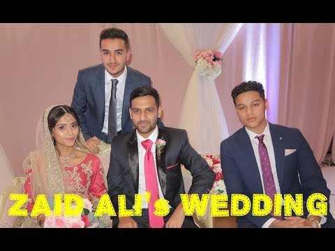 ZAID ALI'S WEDDING (VLOG 1)