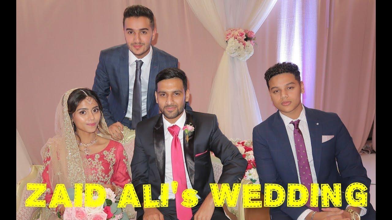 Ali S Wedding.Zaid Ali S Wedding Vlog 1