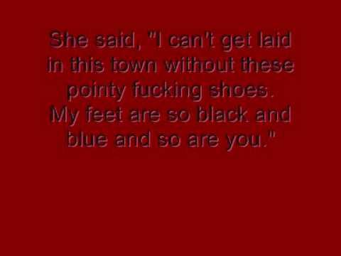 Say Anything - Woe (Lyrics)