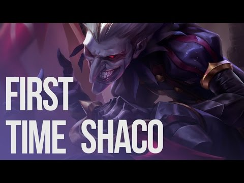 FIRST TIME SHACO AVEC CHAP