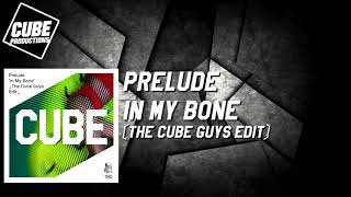 PRELUDE - In my bone (The Cube Guys edit) [Official]