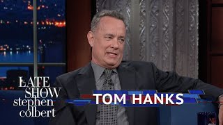 Tom Hanks Has 17 Short Stories From His Acting Days