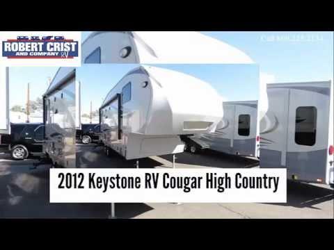 2012 Keystone RV Cougar High Country 246RLS -  RVs for Sale Mesa AZ