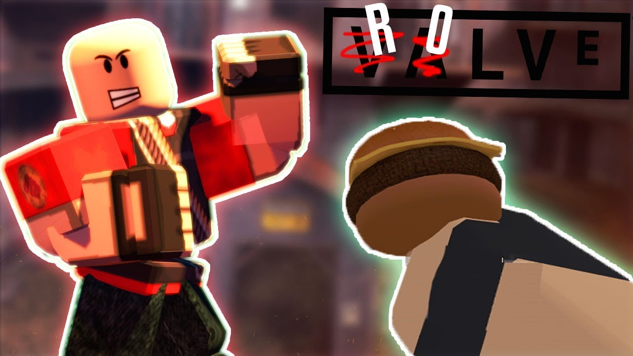 Red Spy Team Fortress 2 Roblox The Real Tf2 Heavy Update Youtube