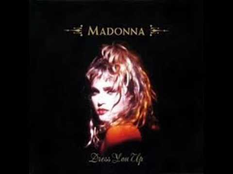 MADONNA   -   Dress You Up  (Dubtronic In My Love Remix)