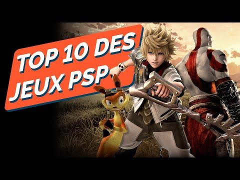 TOP 10 Des Meilleurs Jeux De La PSP